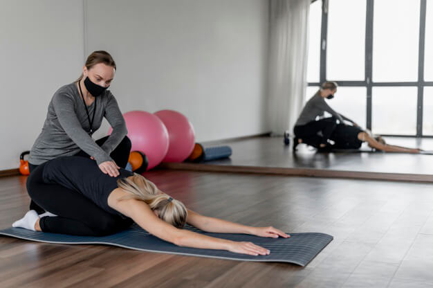 Estiramiento Mahometano: ejercicio para aliviar el dolor de espalda