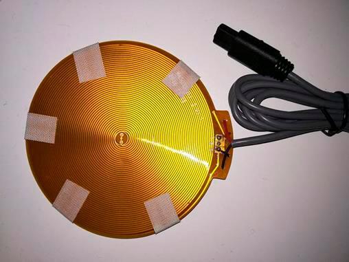 Los solenoides son el canal a través del cual se generan los campos magnéticos para el tratamiento con magnetoterapia